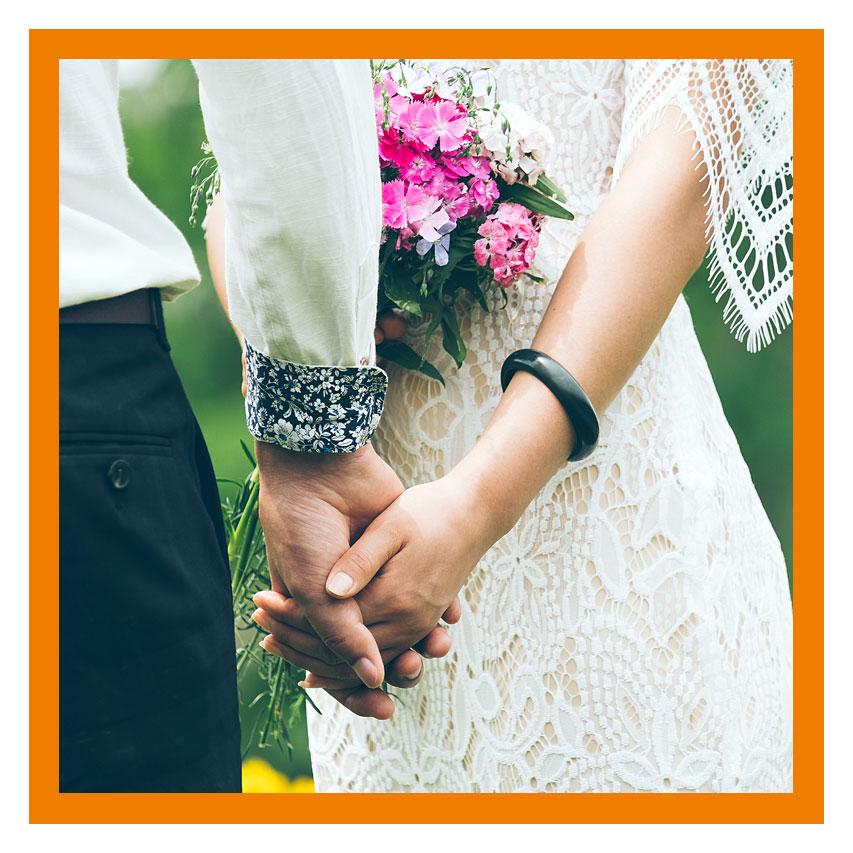 """""""Wir fotografieren auch Hochzeiten"""""""