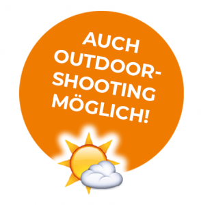 """Outdoor-Fotoshooting"""
